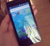Телефон ZTE Blade GF3 Gold