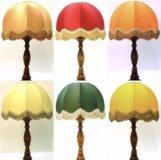 Настольные лампы по низким ценам