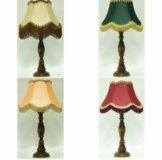 Настольные лампы в форме колокольчика