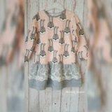 Платье размер 98-104