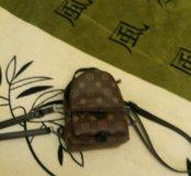 Шикарный стильный рюкзачик