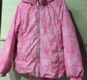 Детская куртка Lassie, р. 116