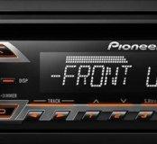 Pioneer deh 1500uba с USB