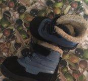 Ботинки зимние, фирма антилопа