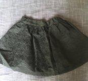 юбка чёрная
