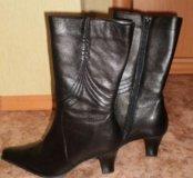 Продам женские сапоги. Р.40-41
