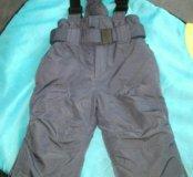 Утепленные штанишки как новые