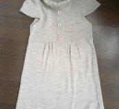 Вязаное платье 42 размер