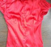 Рубашка стрейч 40-42 размер