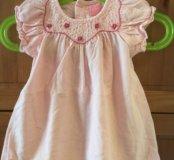 Платье children's place 68см