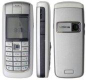 Nokia 6020 Silver.Новый