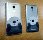 Чехол Xiaomi Redmi Note 3