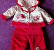 Детская одежда на девочку до года