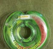 Круг для купания Baby swimmer