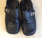 Ботинки на мальчика р .28