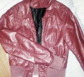 Куртка H&M кожзам, (или обмен)