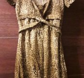 Платье Sergio Falconi.