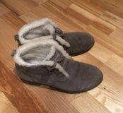 Зимние ботинки Tiffani