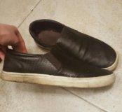 Слипоны / кеды / кроссовки/ женская обувь