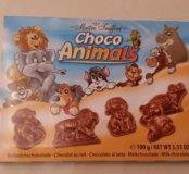 Шоколадный зоопарк