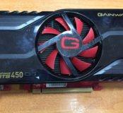 Видеокарта Gainward GeForce GTS 450