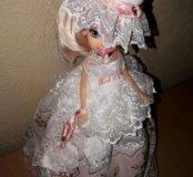 Кукла ручной работы (Шкатулка)