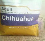 Корм для чихуахуа