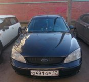 Ford Mondeo lll