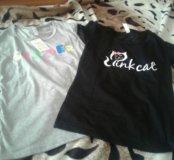 Новые женские футболки
