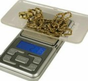 Весы новые 0.01 до 200 гр