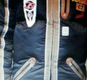 Новый горнолыжный костюм богнер