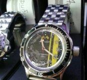 часы Амфибия