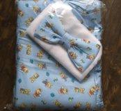 Новые борты и балдахин в кровать