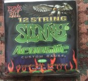 Slinky acoustic 12 string