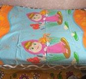 Комплект белья в кроватку
