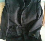 Пальто зимнее муж. Menchi Tessuti Италия размер 48