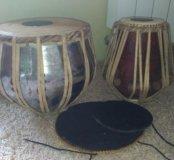 Барабаны индийские табла