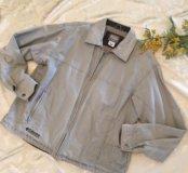 Куртка мужская на позднюю весну и прохладное лето