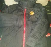 Спортивная курточка(122-134)