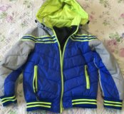 Курточка на мальчика 7-10 лет