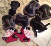 Набор защиты и шлем