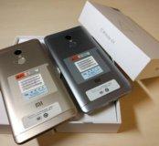 Xiaomi Redmi Note 4x 3/32Gb Новый, пленка + стекло