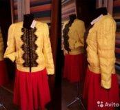 Новая куртка. 40