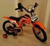 Велосипед Small Rider Motobike