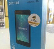 4G-Смартфон Oysters