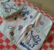 Мини полотенца детские