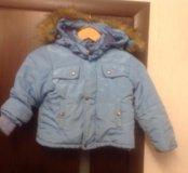 Куртка р.86-92 U-TWO зимняя