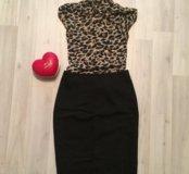 Блуза и юбка Zara
