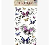 временные татуировки наклейки