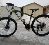 Велосипед новый